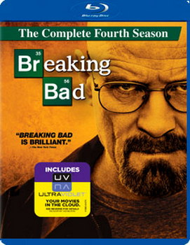 Breaking Bad - Season Four (Blu-ray + UV Copy)
