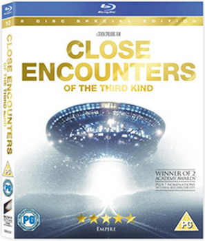 Close Encounters Of The 3Rd Kind (BLU-RAY)