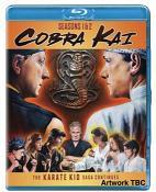 Cobra Kai - Seasons 1+2 [Blu-ray] [2020]