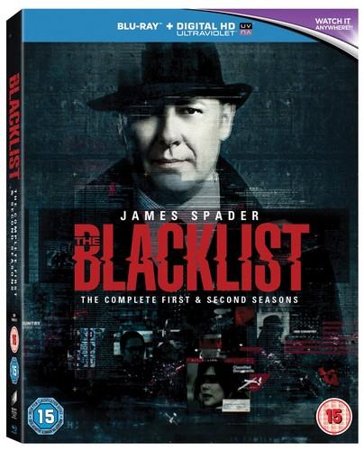 The Blacklist: Seasons 1-2 (Blu-ray)
