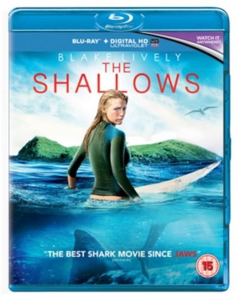 The Shallows (BLU-RAY)- REGION FREE