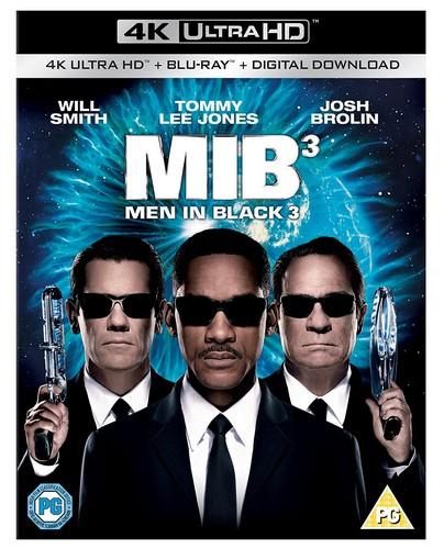 Men In Black 3 (Blu-ray & UHD)