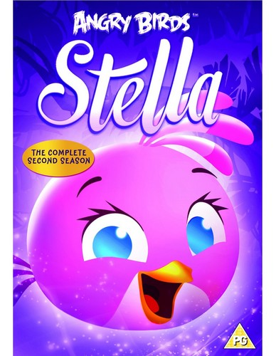 Angry Birds - Stella - Series 2 - Complete (DVD)