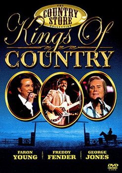 Countrystore Presents - Kings Of Country (Various Artists) (DVD)