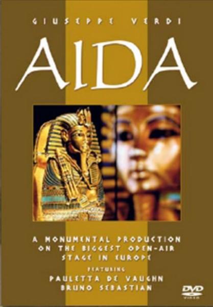 Aida - Giuseppe Verdi (DVD)
