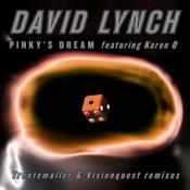 David Lynch Feat. Karen O - Pinky's Dream - The Remixes (vinyl)