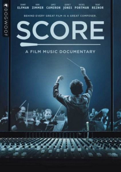 Score: A Film Music Documentary [DVD]