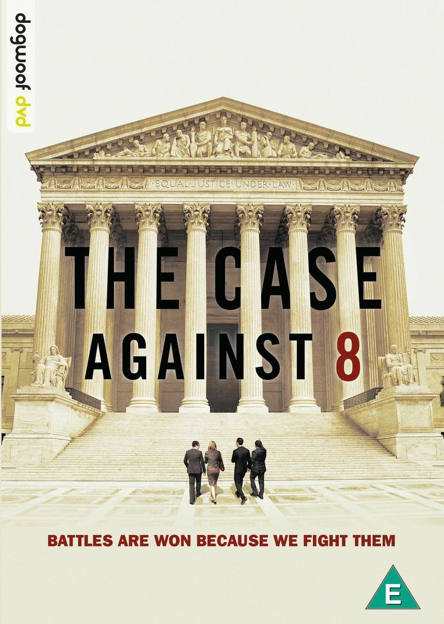 The Case Against 8 (DVD)