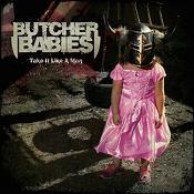 Butcher Babies - Take It Like A Man (Music CD)