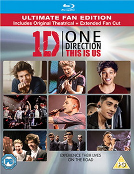 One Direction: This Is Us (Blu-ray + UV Copy)