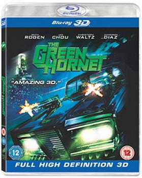 Green Hornet 3D (BLU-RAY)