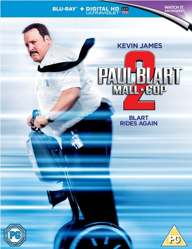 Paul Blart: Mall Cop 2 (Blu-ray)