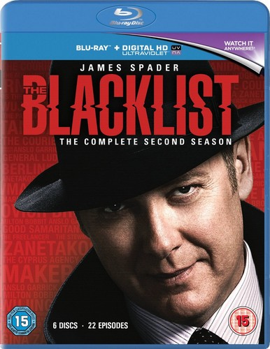 The Blacklist - Season 2 (Blu-ray)