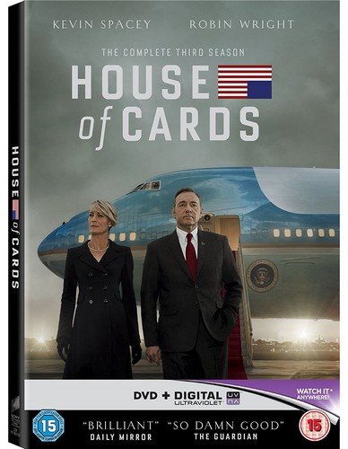 House Of Cards - Season 3 (Blu-ray)