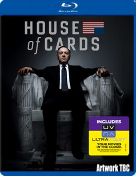 House of Cards: Season 1 (2013) (Blu-Ray)
