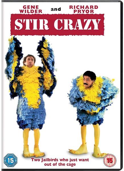 Stir Crazy (DVD)