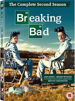Breaking Bad - Season Two (DVD)
