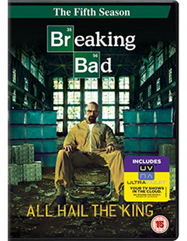 Breaking Bad - Season Five (Episodes 1-8) (DVD)
