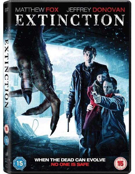Extinction [2015] (DVD)
