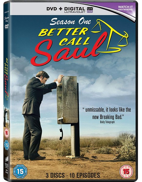 Better Call Saul - Season One (Dvd + Uv) (DVD)