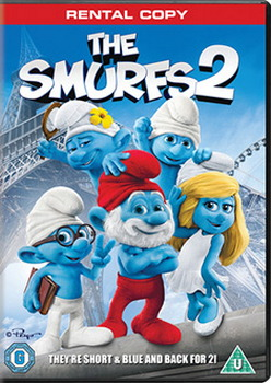 The Smurfs 2 (Dvd + Uv Copy) (DVD)