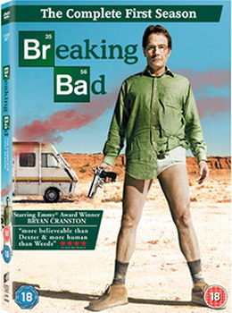 Breaking Bad: Season One (DVD)