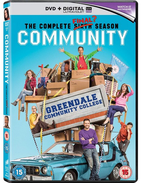 Community - Season 6 (DVD)