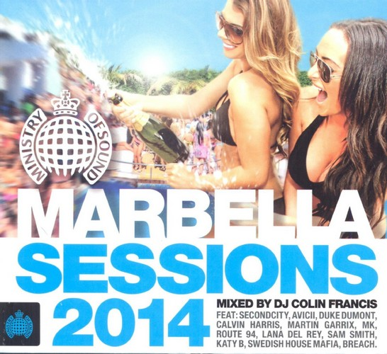 Various Artists - Marbella Sessions 2014 (Music CD)