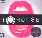 Various Artists - I Love House [2015] (Music CD)
