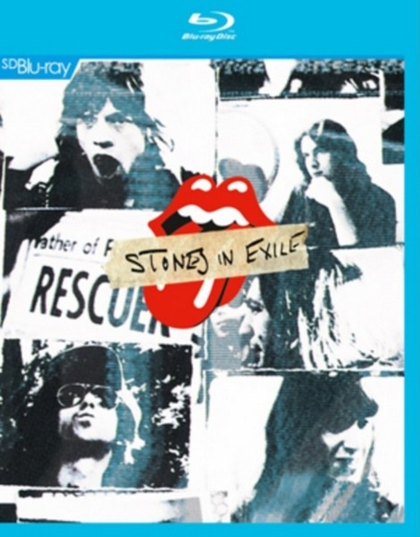 Rolling Stones - Stones In Exile (Blu-Ray)