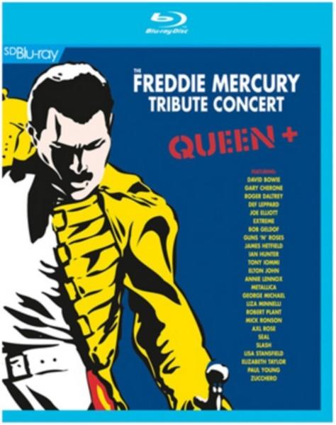 Freddie Mercury Tribute Concert (Blu-Ray)