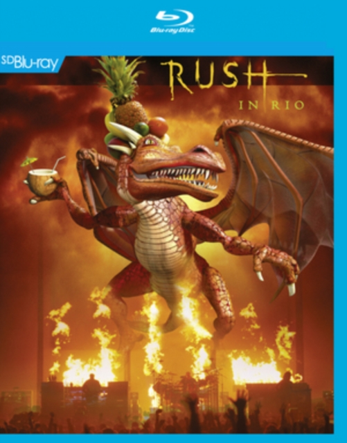 Rush - In Rio [Blu-ray] [2015] (Blu-ray)