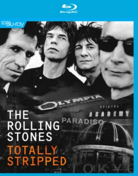 The Rolling Stones: Totally Stripped [Blu-ray] (Blu-ray)