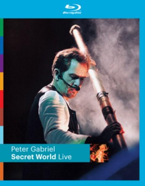 Peter Gabriel - Secret World - Live (Blu-Ray)