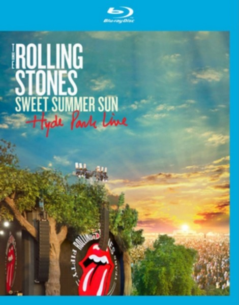 The Rolling Stones - Sweet Summer Sun Hyde Park Live (Blu-ray)