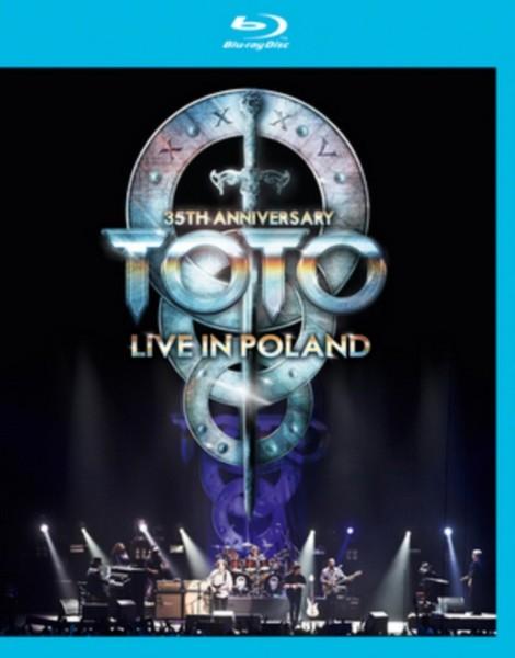 Toto - 35th Anniversary Tour - Live In Poland [Blu-ray] [2014] (Blu-ray)