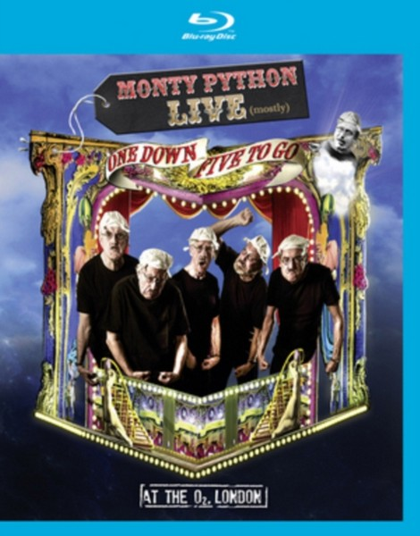 Monty Python Live (Mostly) - One Down Five To Go [Blu-ray] [2014] (Blu-ray)