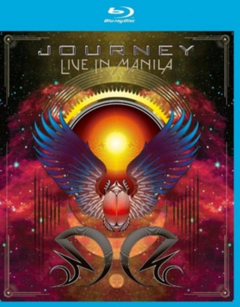 Journey: Live In Manila [Blu-ray] (Blu-ray)