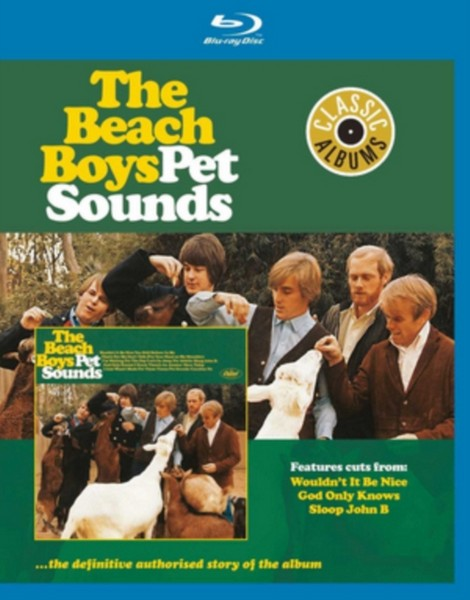 The Beach Boys: Pet Sounds [Blu-ray] (Blu-ray)