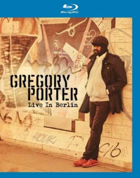 Gregory Porter: Live in Berlin [Blu-ray] (Blu-ray)