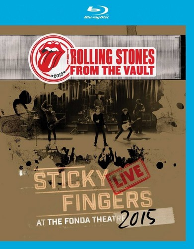From The Vault - Sticky Fingers Live At The Fonda Theatre [Blu-Ray] (Blu-ray