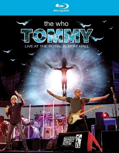 The Who: Tommy - Live At The Royal Albert Hall [Blu-ray] [2017] [NTSC] (Blu-ray)