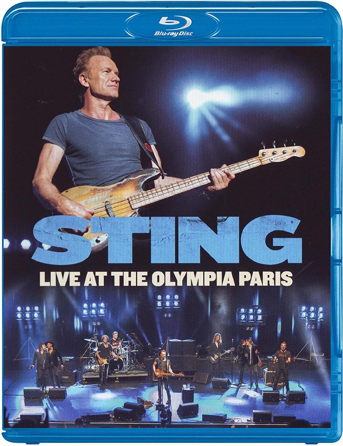 Sting: Live At The Olympia Paris [Blu-ray] (Blu-ray)