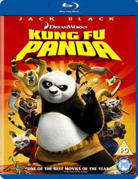 Kung Fu Panda (2008) (Blu-Ray)