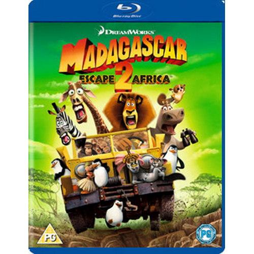 Madagascar - Escape 2 Africa (Blu-Ray)