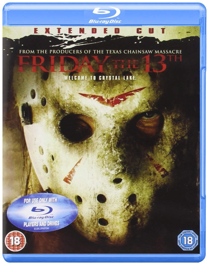 Friday The 13th - Extended Cut (Blu-Ray) (2009)