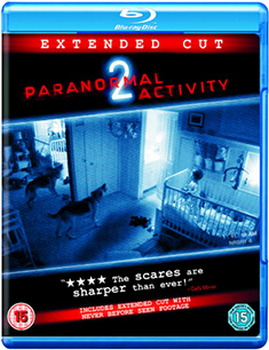 Paranormal Activity 2 - 1 Disc (Blu-ray)