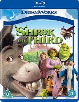 Shrek The Third (Blu-Ray)