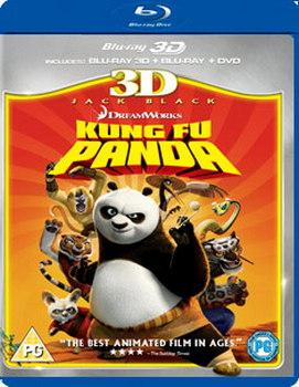 Kung Fu Panda (BLU-RAY)
