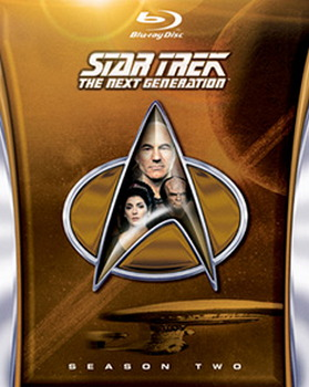 Star Trek - The Next Generation - Season 2 - Complete (Blu-Ray)